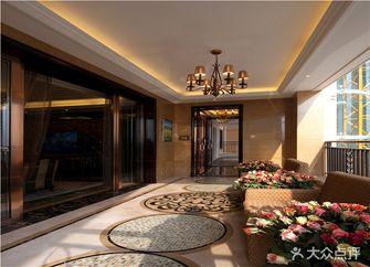 140平米四室一厅欧式风格阳光房欣赏图