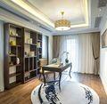 140平米四法式风格书房装修效果图