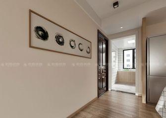 100平米四室两厅日式风格玄关设计图
