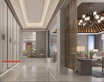140平米别墅中式风格玄关图片