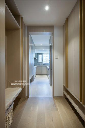 130平米四室两厅日式风格衣帽间装修效果图