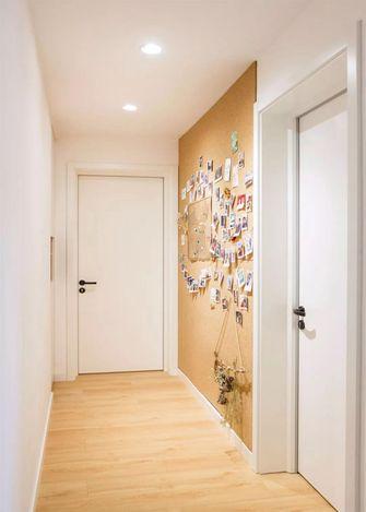 130平米三日式风格走廊图片