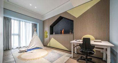 120平米三中式风格儿童房欣赏图